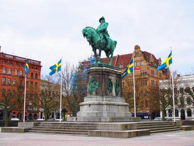 2018年GWデンマーク②スウェーデン マルメ