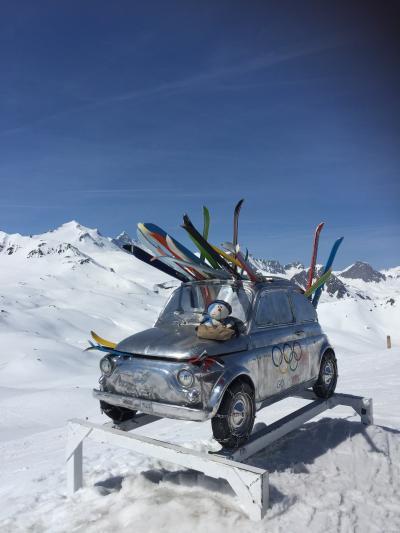 2018春ヨーロッパドライブ旅行 2ヴァル・ディゼールでスキー満喫