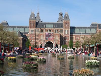 オランダ 語学研修・週末アクティビティ (アムステルダム)