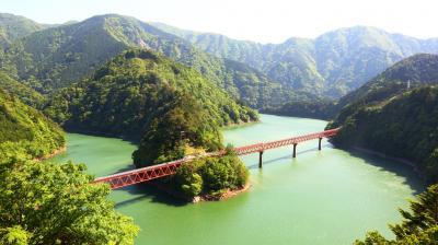 SLにも乗らず・・・夢の吊り橋にも行かないけど 奥大井湖上駅は見たい!