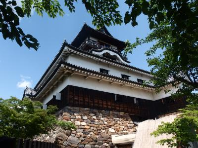名古屋の用事に便乗。国宝犬山城へ