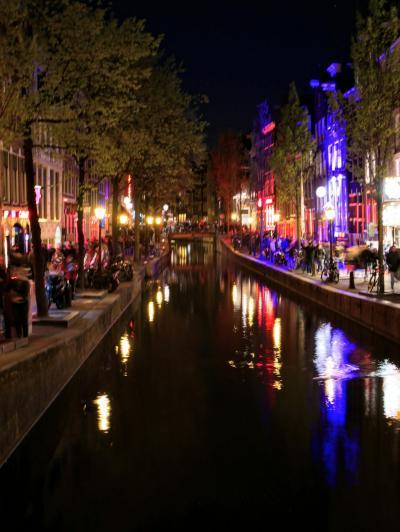 GW オランダ・ベルギー旅(往路 +1日目 アムステルダム)
