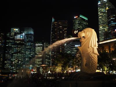 スリランカ・シンガポールのんびり旅行 (シンガポール4、5日目/B級グルメ、たまに観光)