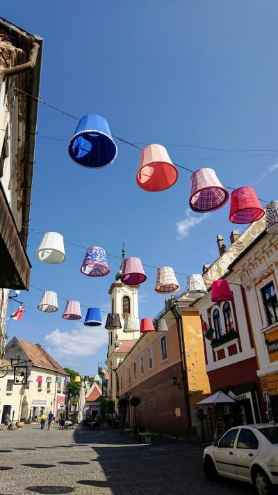ブダペスト&センテンドレの旅  2018/5 1人で街めぐり ドナウ川ナイトクルージング HEVでセンテンドレへ【2】