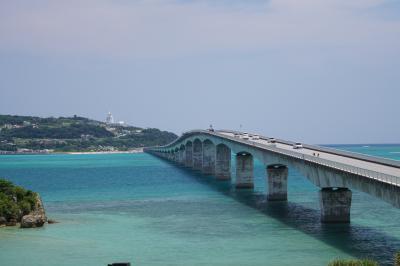 初めての沖縄 後半