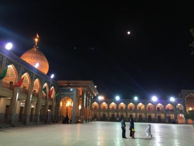 2018春~#2イラン2都市・シラーズ
