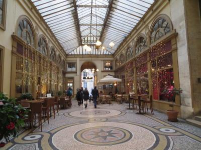 冬のロンドン・パリ家族旅行⑦(パリ散策)