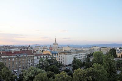ブルガリアとルーマニアをレンタカーで回る旅 旅行2日目 ソフィア 街歩き