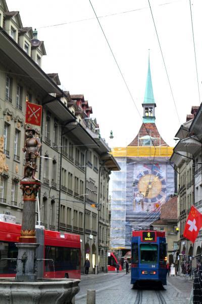 自由気ままな無計画旅行 その1 初めの一歩はスイスの首都ベルンから
