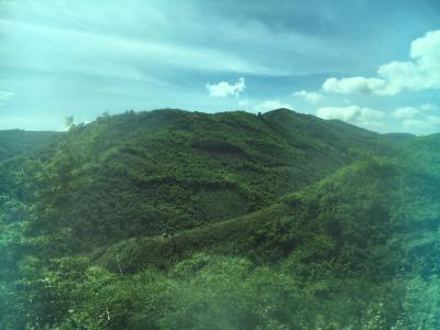 東南アジア一周 Day26:ルアンパバーンからビエンチャン~山道をバスで10時間!~