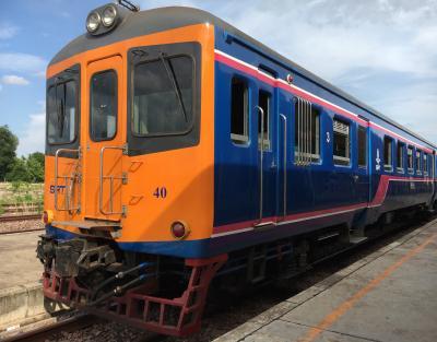 東南アジア一周 Day28:ビエンチャンからノーンカーイ~ラオス唯一の鉄道駅から国境越え~
