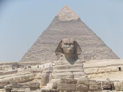 ナイル川クルーズとエジプト満喫8日間 その6 カイロ~帰国