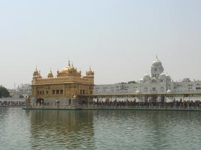 印~パ~中 陸路国境越え インド編 黄金寺院とワガ国境セレモニー (2018GW)