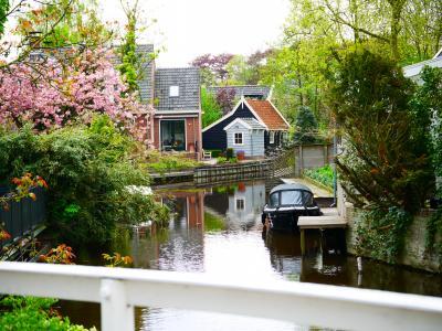 GW オランダ・ベルギー旅(3日目 ブルックインウォーターランド・エダム・フォーレンダム)