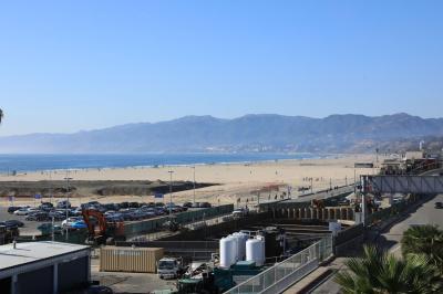 JALビジネスクラスで行くアメリカ西海岸・グランドサークル サンタモニカとハリウッド