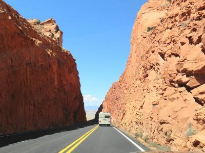 Arizona Drive1(出国~USA到着)