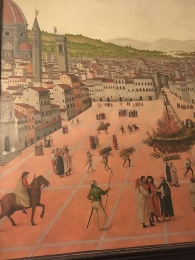 ルネッサンス芸術の宝庫,フィレンツェ 穴場 混んでない所ばかり 選んで行ってきました。