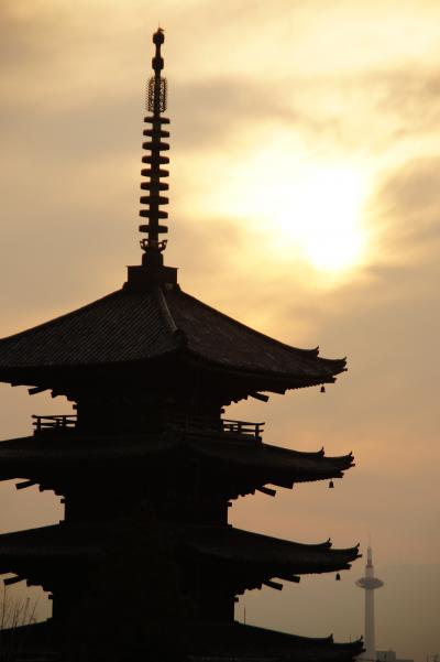 SONY-αと共に最後の京都漂流