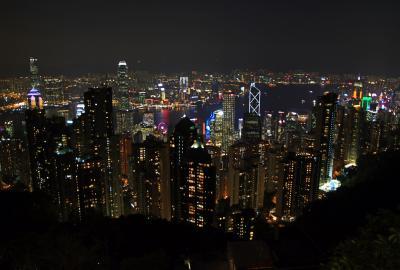 久しぶりの海外は香港・マカオ 5日間の旅
