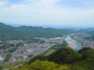 金華山ハイキング、その後岐阜市観光。1