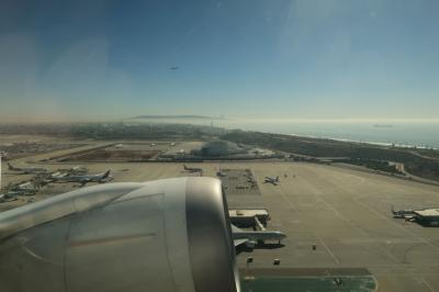 JALビジネスクラスで行くアメリカ西海岸・グランドサークル ロサンゼルスから関空へ