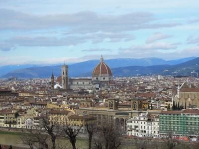 """これぞイタリア!数々の""""本物""""が迫りくる芸術と歴史の街フィレンツェ"""