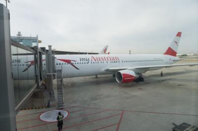 往復北京乗り換えの年末年始ウイーン(4)