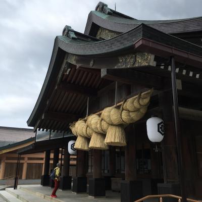 島根修行の旅