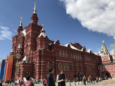 20180427~20180504 ロシアたび モスクワ編