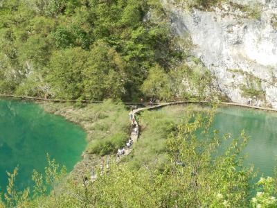 アドリア海の真珠を目指してクロアチアドライブ旅行(4日目)プリトヴィツェ