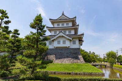 熊谷/本庄/上尾ぐるり旅【2】~映画「のぼうの城」の舞台となった~忍城