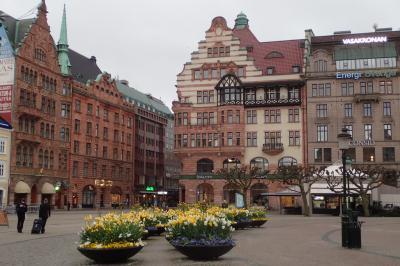 コペンハーゲンでの乗り継ぎ時間を利用して隣国スウェーデンの街を途中下車散策
