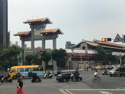 台湾北投温泉と老街をめぐる旅1日目:出発~新北投
