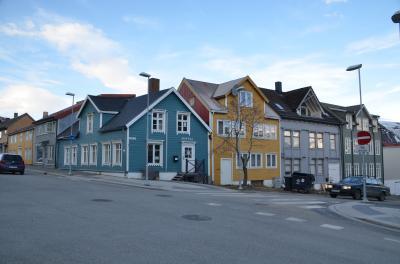 ノルウェー北部の街トロムソで食べたお寿司が意外にもおいしく楽しかった