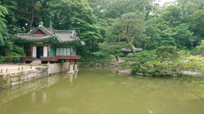 2018年5月おひとりさまソウルの旅