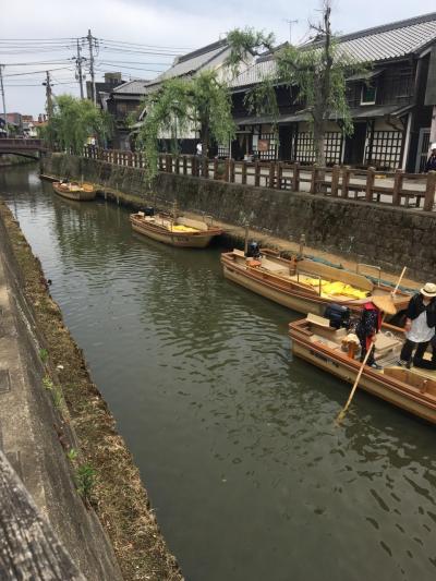小野川沿いの歴史的町並みを歩いて、食べて、堪能!