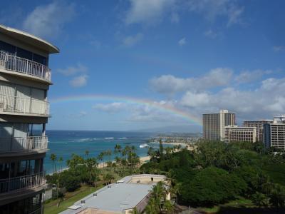 人生初ハワイ旅行1