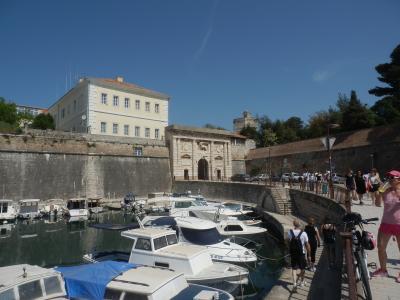 アドリア海の真珠を目指してクロアチアドライブ旅行(5日目)ザダル