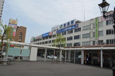 新潟、一泊二日の旅