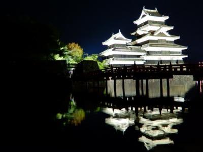 長野旅行2泊3日(1日目:松本)