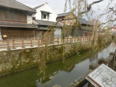 千葉泊まり旅《前編》小江戸・佐原をレンタサイクルで巡り、地元の名店で鰻を食す