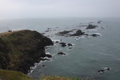 襟裳岬から帯広へ