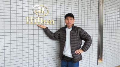 ヒルトン名古屋に宿泊して市内を散策