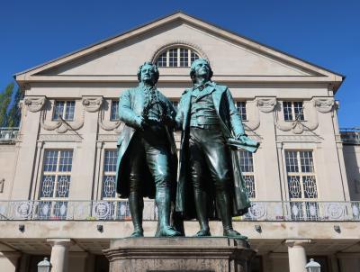 ドイツ 鉄道・音楽家ゆかりの地を巡る旅【2】(ヴァイマール)