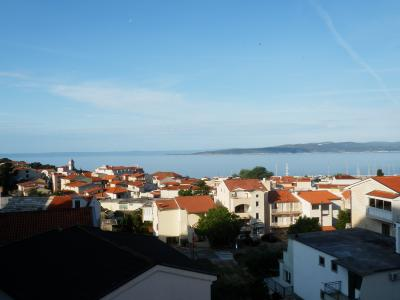 アドリア海の真珠を目指してクロアチアドライブ旅行(11日目)マカルスカ