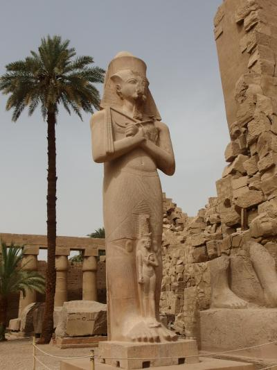 2018チュニジア&エジプト その4 ルクソール