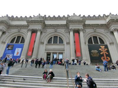 2018年 GW ニューヨーク(7) メトロポリタン美術館&アメリカ自然史博物館