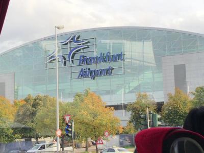 JALパックで行くビジネスクラスドイツ旅行。その3 フランクフルト→成田 帰国編