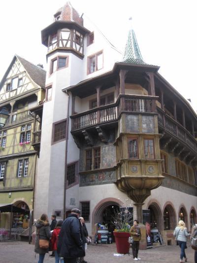 2018年 アルザス・スイス・南ドイツの旅 ④コルマール