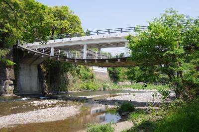 熊本の二重橋「馬見原橋」と放水で有名な「通潤橋」